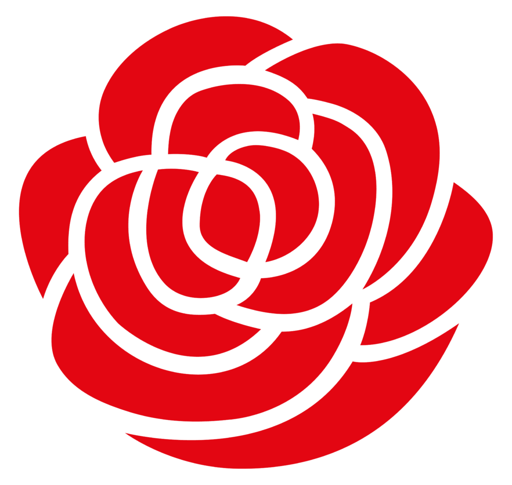 SPD Rose Kampagne