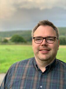 SPD Fraktionsvorsitzender Lutz Hasenkopf