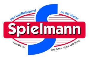 Landfleischerei Spielmann Logo CMYK