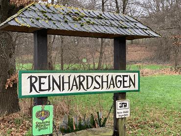 Herzlichen Glückwunsch Gemeinde Reinhardhagen Artikel Card
