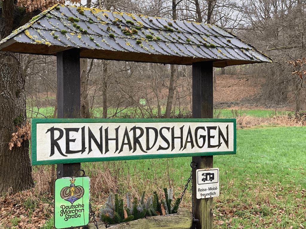 Herzlichen Glückwunsch Gemeinde Reinhardhagen Artikel