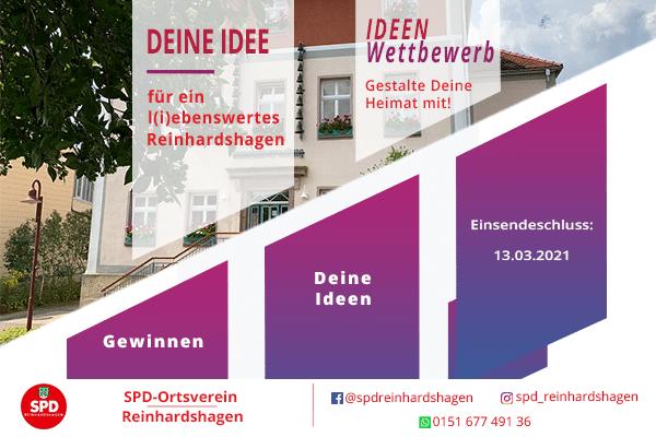 SPD veranstaltet Ideenwettbewerb gestalte Deine Heimat Artikel Übersicht Komm.Wahl