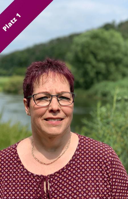 Liste Platz 1 Astrid Zierenberg Kommunalwahl 2021