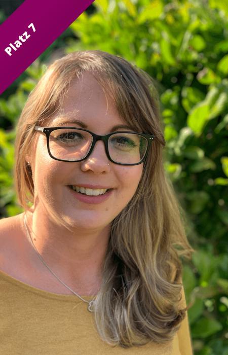Liste Platz 7 Isabel Merwirth Kommunalwahl 2021