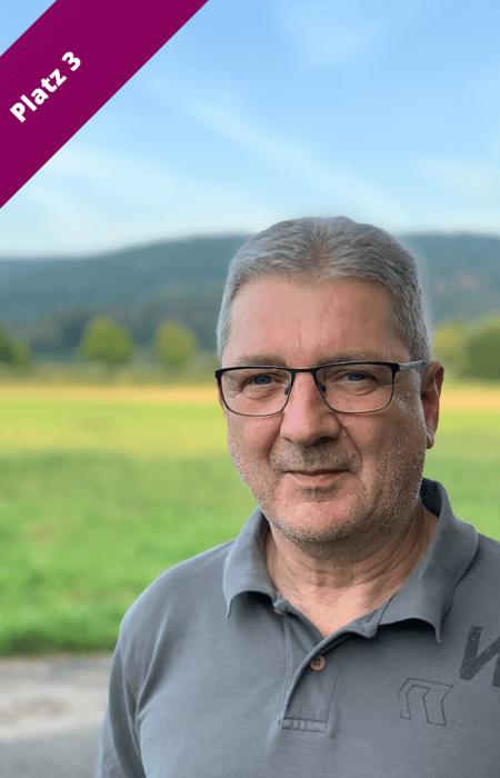 Liste Platz 3 Jörg Wallbach Kommunalwahl 2021