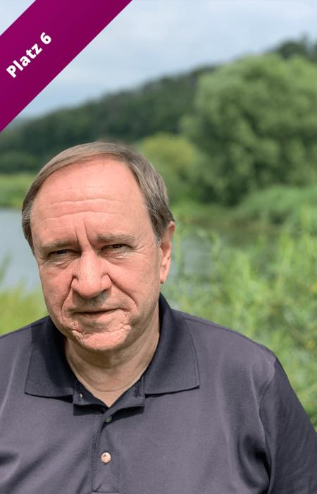 Liste Platz 6 Jürgen Wiemer Kommunalwahl 2021