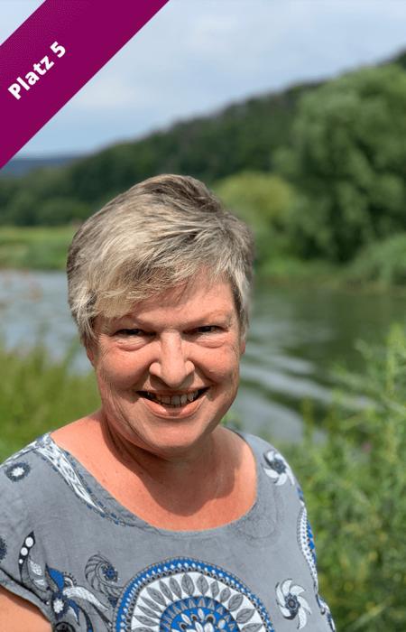 Liste Platz 5 Karola Becker Kommunalwahl 2021