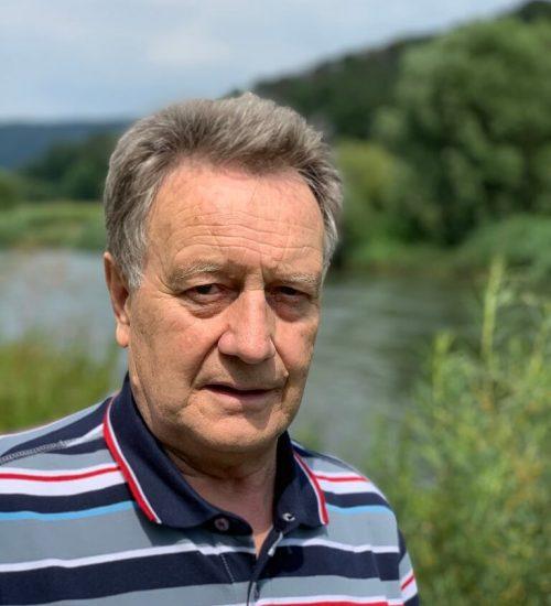 SPD Mitglied Gemeindevorstand Erich Lotze