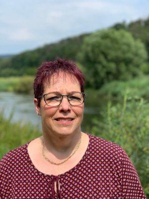 Vorsitzende SPD Ortsverein Astrid Zierenberg
