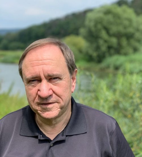 Zweiter Vorsitzender SPD Ortsverein Juergen Wiemer