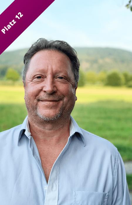 Liste Platz 12 Udo Wallbach Kommunalwahl 2021